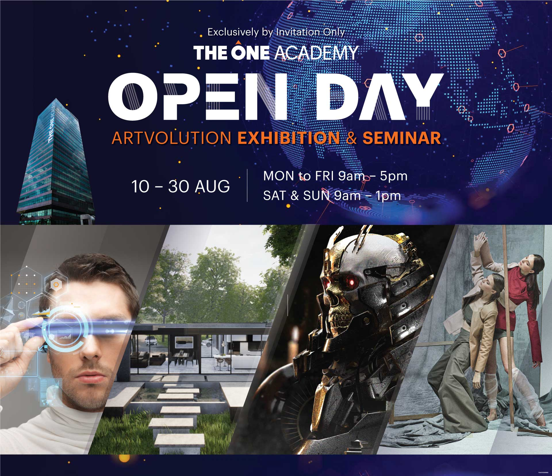 The One Academy Open Day 2020